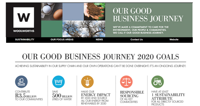 Good business journey